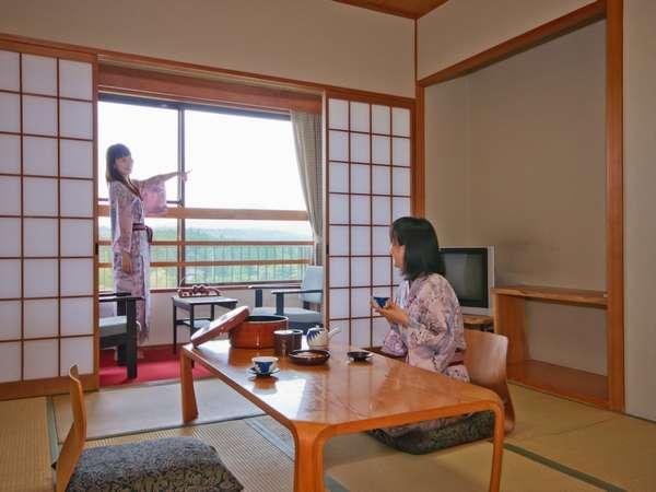 【客室】和室例