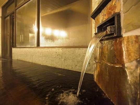 大浴場-時間帯がズレれば独り占めも