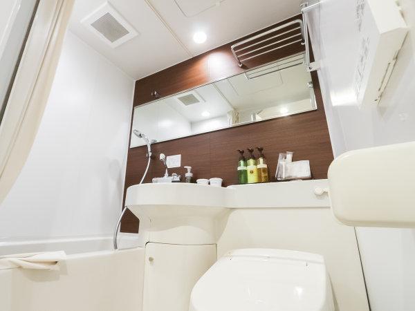 ◆シングルルーム・浴室◆