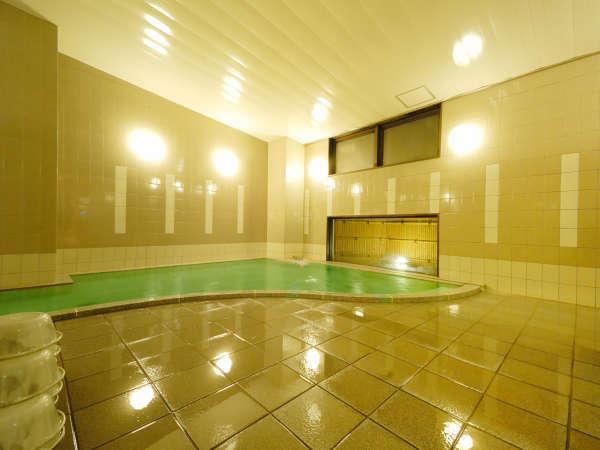 ジャグジー付の大浴場で、ごゆっくり1日の疲れをおとりください。