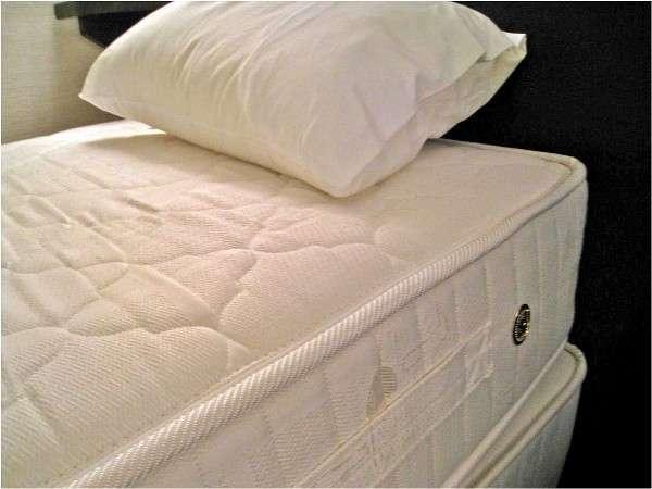 【全室サータ社製高級マットレス使用!】天使の寝心地をご堪能下さい♪