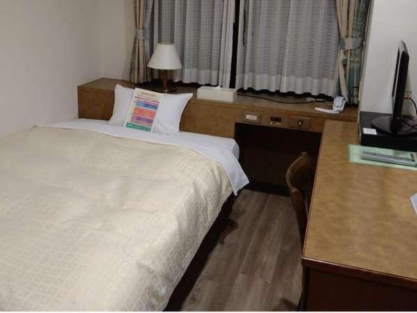 【シングルルーム】14㎡ 全室WiFi完備! 観光に、ビジネスに好立地!