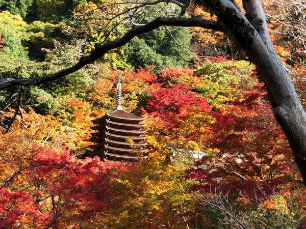初秋 談山神社