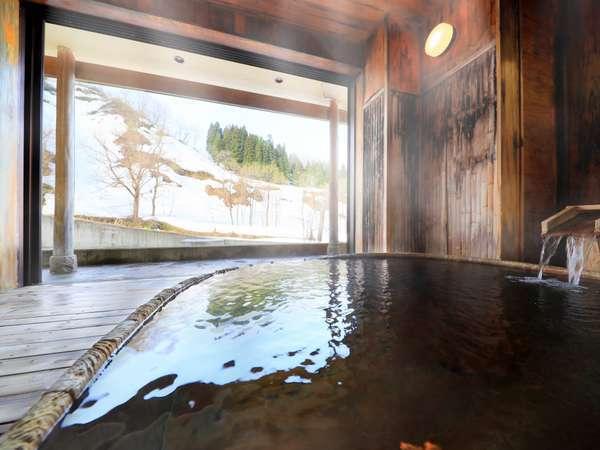 【笹倉温泉 龍雲荘】クチコミ☆お風呂4.6!!!美肌の湯へようこそ♪