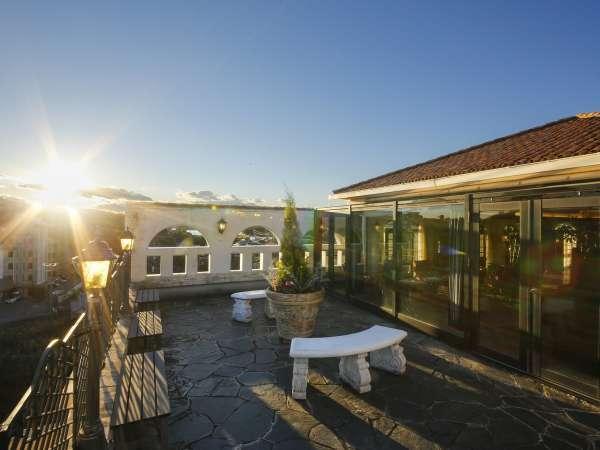 ◆テラスで気持ちいい朝陽を浴びてください◆