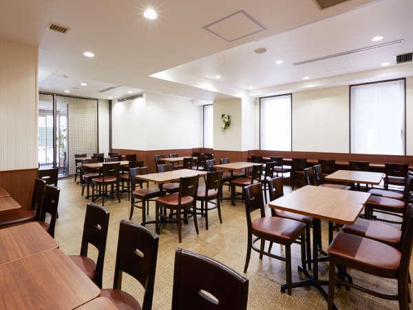 【1F】朝食ラウンジ★6:00~9:30
