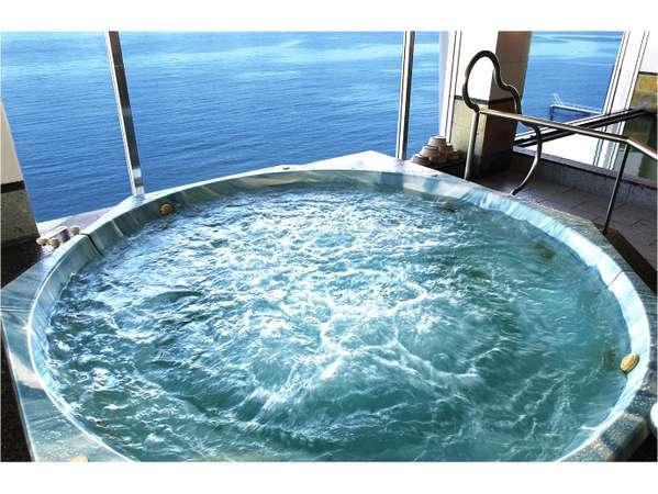 大浴場ジャグジー