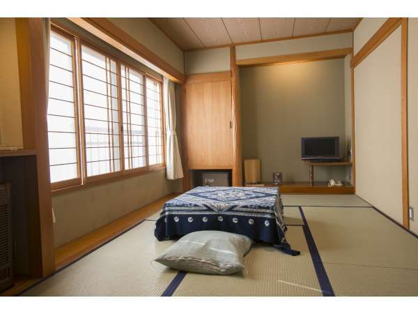 客室一例 7,5畳和室