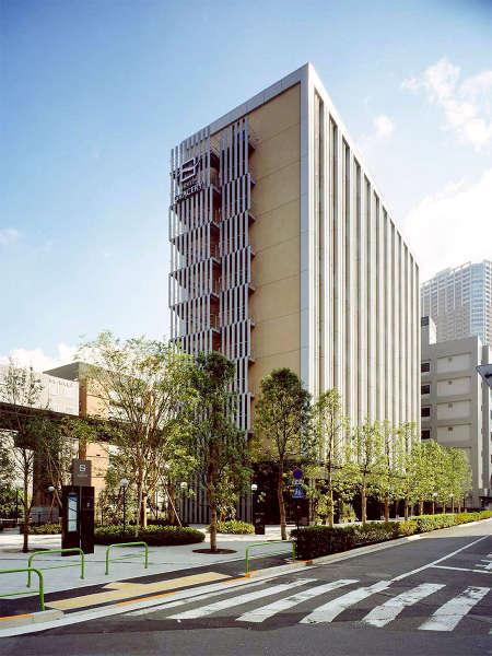 ホテルはJR田町駅芝浦口より徒歩4分♪駅近です!
