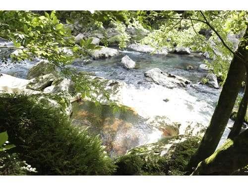 椋の木露天風呂