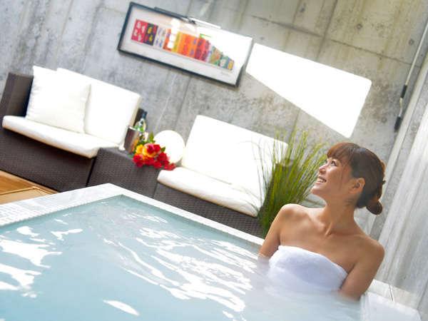 ●フラット館● 沙羅 露天風呂