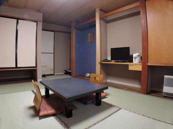 [和室7.5畳]当館で一番リーズナブルなコンパクト客室