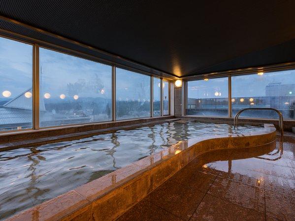 展望風呂「星の湯・月の湯」喜多館9階