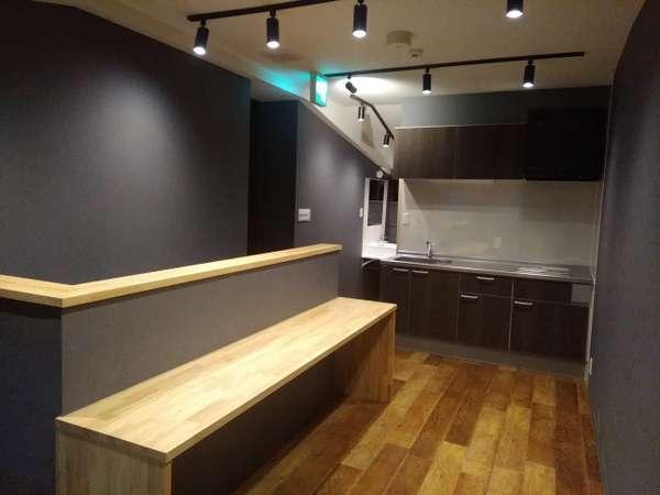 共有スペース(カウンター・キッチン)