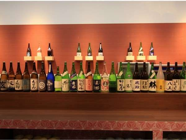 【お酒のお宿喜泉】お酒と宇奈月の自然と歴史をを楽しめる感幸旅館!