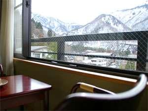 ○お部屋の窓から眺める絶景
