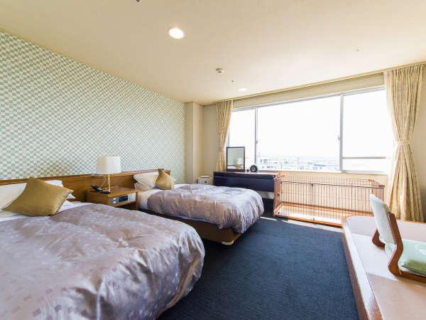 【ツインペット】客室一例