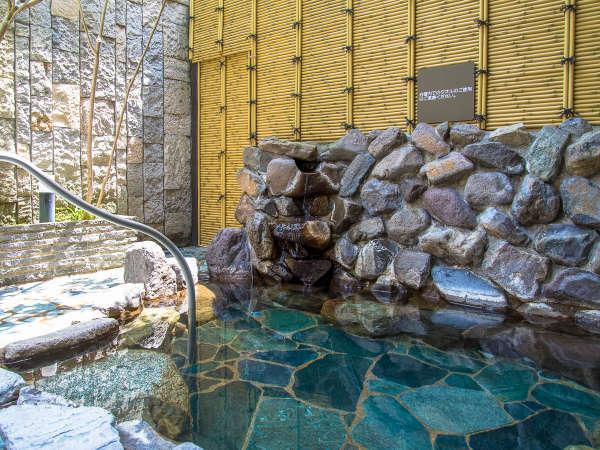 大浴場 内湯・露天風呂・サウナが男女それぞれにございます。