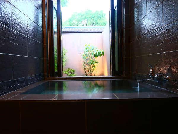 和洋室【はなみずき】お庭が眺められる内風呂