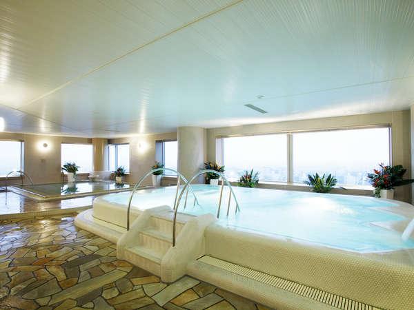 天然温泉 22階スカイリゾートスパ「プラウブラン」女性