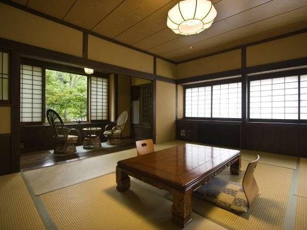 広めタイプ客室の一例