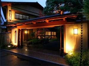 松本市都市景観賞受賞を受賞した純和風旅館