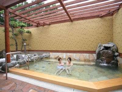 2008年7月に新設 露天風呂
