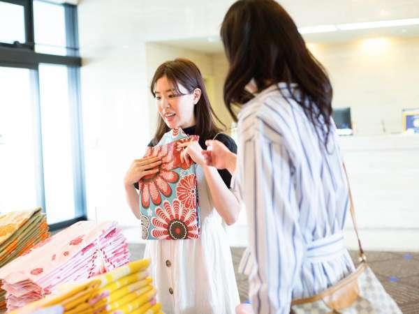 嬉しいサービス★選べる彩り浴衣を無料でレンタル!