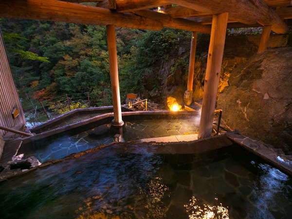 """【四季舞台-たな田】日が暮れかけて姿を変える""""自然美""""をうっとりと眺めるひととき。"""