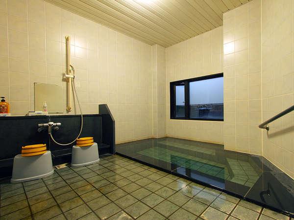 貸切家族風呂「ほのぼの湯」 バリアフリー仕様 宿泊者は無料で