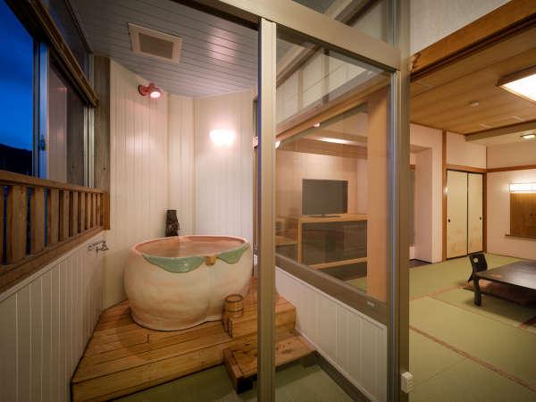 桃香の間 展望お座敷風呂付客室
