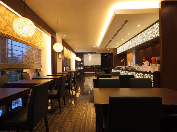 カフェ&レストラン「甘樫」(朝食会場)がリノベーションオープン!