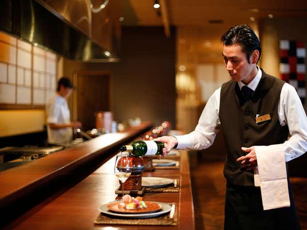 【旬房 海楽】和と洋の料理人がお客様の目の前で調理するライブ感が魅力≪料理イメージ≫