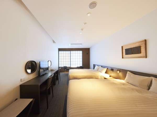 【グランコリドール洋室】黒グレーを基調にした洗練された大人の雰囲気の洋室が誕生。