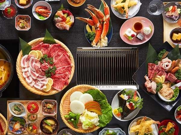 【百福豊穣】地元食材を中心に作る鍋料理や和洋折衷の小鉢料理を心ゆくまでお愉しみください。
