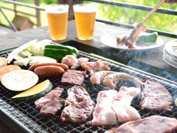 夏の定番BBQ!!夏はやっぱりこれでしょう!