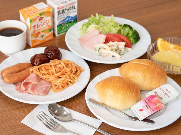 *朝食バイキング/洋食がお好きな方でもOK!お好きなものをお好きな分だけどうぞ