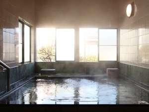 温泉を楽しめる♪ 内湯