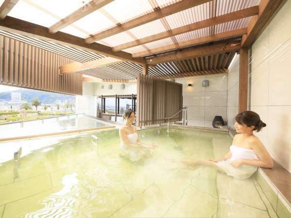 新大浴場(露天風呂)