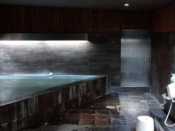 1階大浴場男女入替制