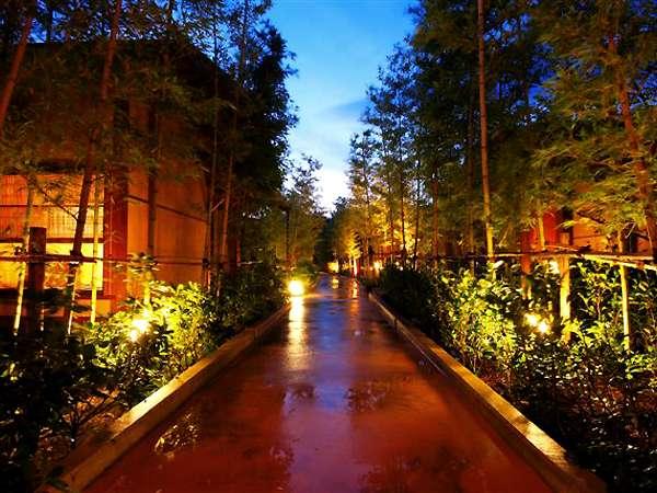 【あまやどりの宿 雨情草庵】離れ6棟 静寂を愉しむ大人の庵。雨の恵みを五感で感じる美食旅。