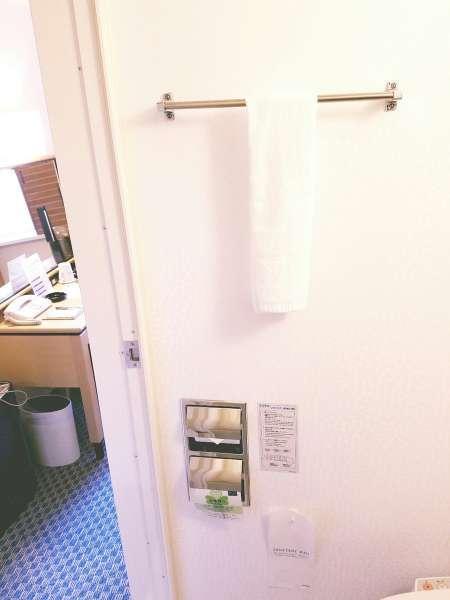 【シングルルーム】バスルーム①