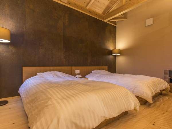 【和洋スイート】ベッドルームもございます。