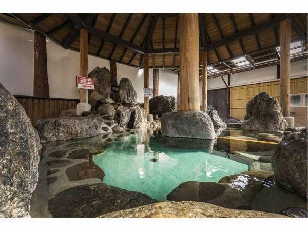 【ホテル花景色】つるつる美肌効果のアルカリ性気泡の硫黄温泉PH9.1で人気の宿