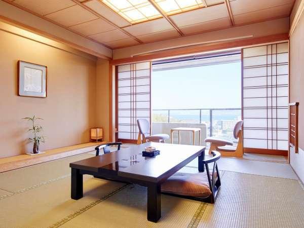 【露天風呂付き客室10畳+4.5畳】