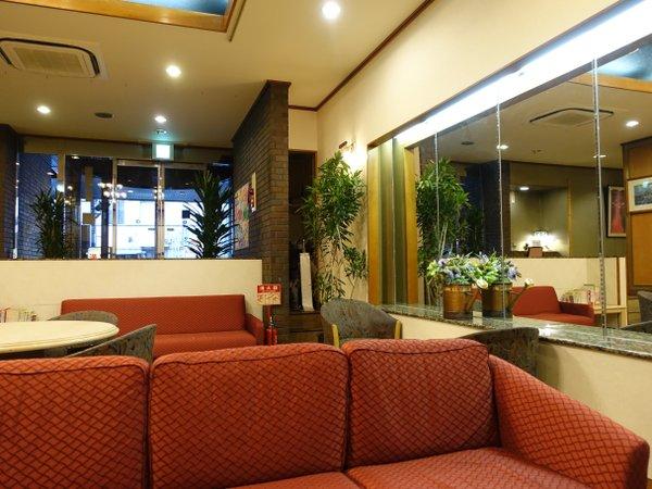 浦安ビューフォートホテルのロビーです。