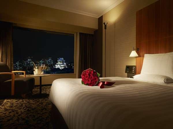 夜景の見えるホテルで、大切な人とのひとときを。