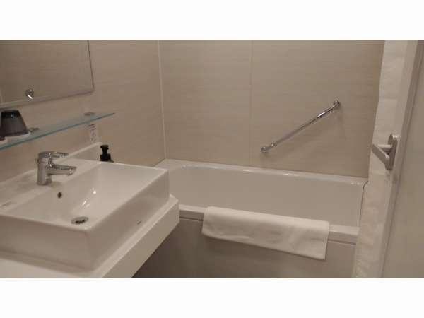 客室バスルーム(バス・洗面とトイレ別タイプ)