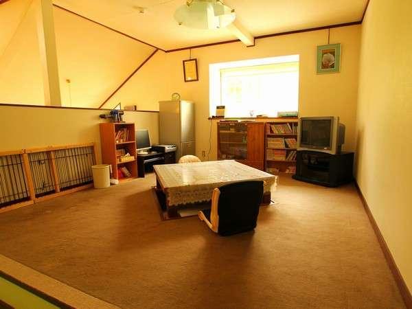 2階のプレイルーム