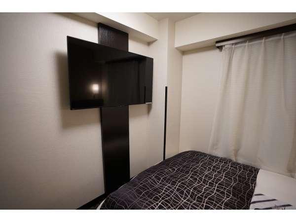 プレミアルーム50型壁掛けTV